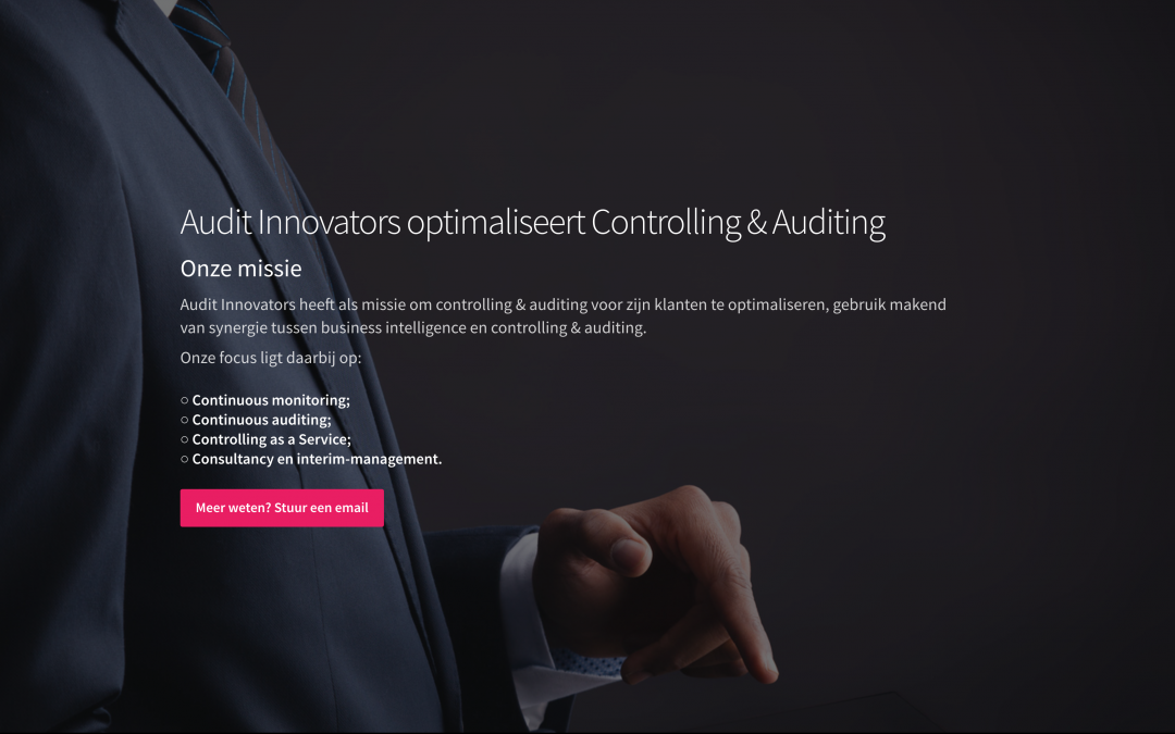 AUDIT INNOVATORS —
