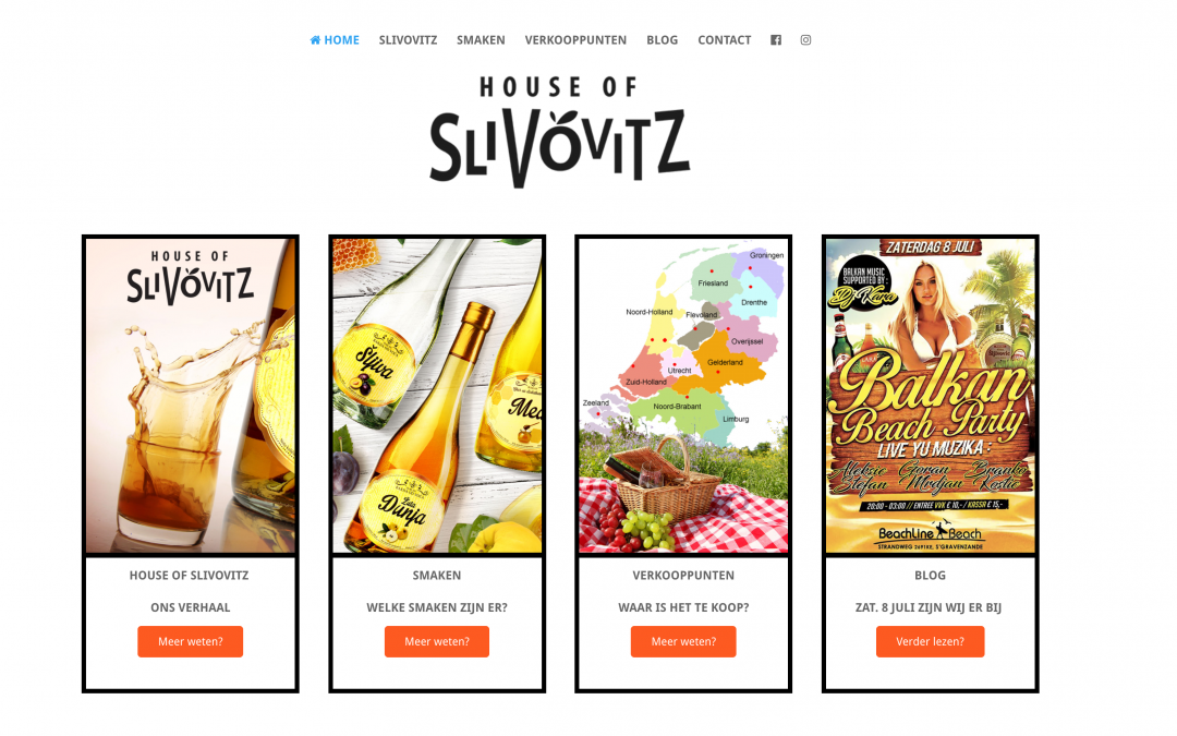 HOUSE OF SLIVOVITZ —